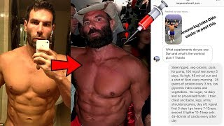 DAN BILZERIAN STEROID CYCLE REVEALED | A Deep Dive Analysis