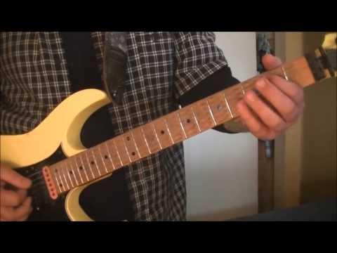 Van Halen-Drop Dead Legs by Mike Gross(CVT Lesson for Sandy Simon)Part 1