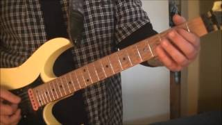 Van Halen-Drop Dead Legs by Mike Gross(CVT Lesson for Sandy Simon)Part 1
