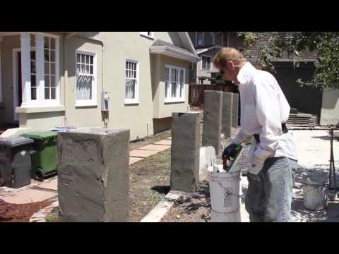 Plastering tips on cement plastering over CMU blocks