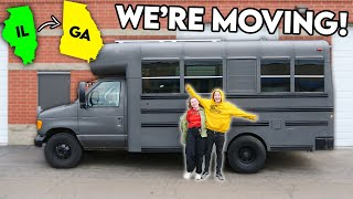 homepage tile video photo for WE'RE MOVING ACROSS THE COUNTRY!!!