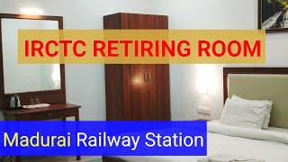 RETIRING ROOM, MADURAI RAILWAY STATION