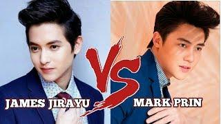 Thai Actors, James jirayu and Mark Prin Jirayu look Alike Siblings
