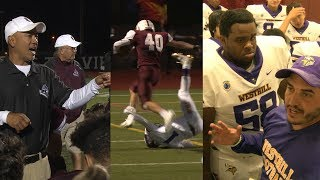 WiredZone Football: East Lyme 14, Westhill 0