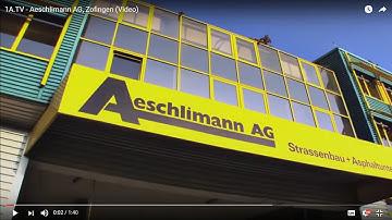 1A.TV - Aeschlimann AG, Zofingen (Video)