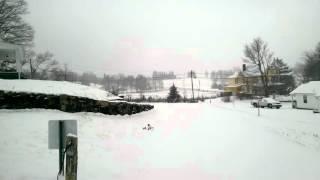 20Jan16 :: Pre WinterStorm Jonas Update 1 :: 20F /- 6C #Outthe…