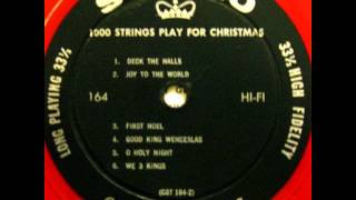 Sounds Of A Thousand Strings: The First Noel (Crown Records)
