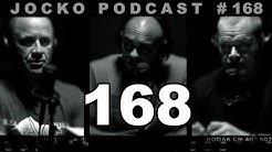 Jocko Podcast 168 w/ SEAL Master Chief, Jason Gardner Pt.2:  Lessons on Leadership and Life