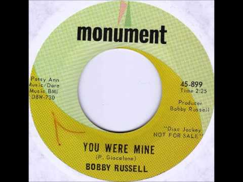 Bobby Russell - You were mine