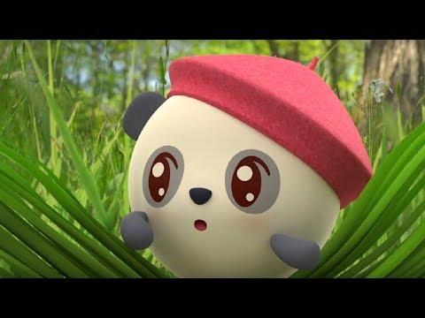 Малышарики - Находка- серия 116 - обучающие мультфильмы для малышей 0-4