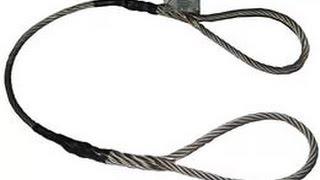 видео Как завязать трос