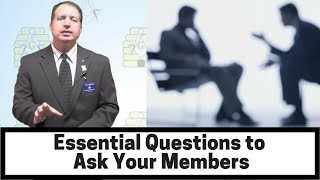 Questions masons ask each other
