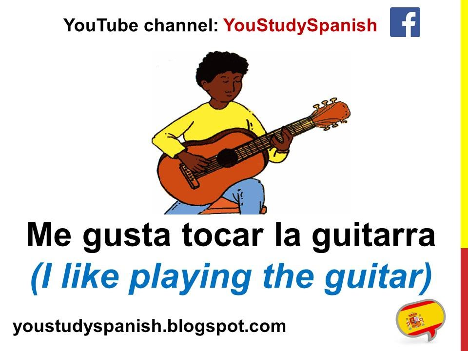 Spanish Lesson 29 - HOBBIES in Spanish Hobbies and Sports Vocabulary Los pasatiempos en español