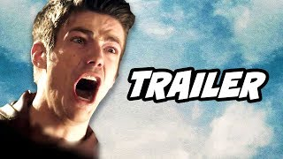 The Flash 3x10 Promo The Flash vs Wally West Breakdown