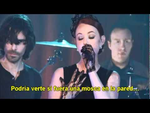 Lena Katina - Fly On The Wall [Live @ FanKix] Español