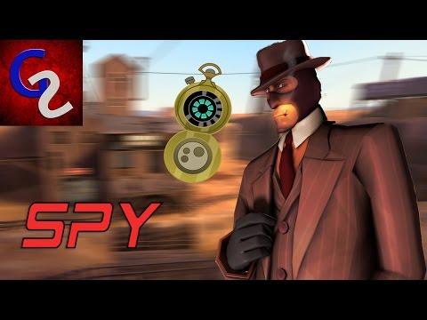 UPOZNAJTE SPY-A | Team Fortress 2