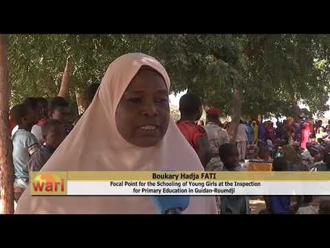 Niger: TV5 report on initiatives to fight gender based violence