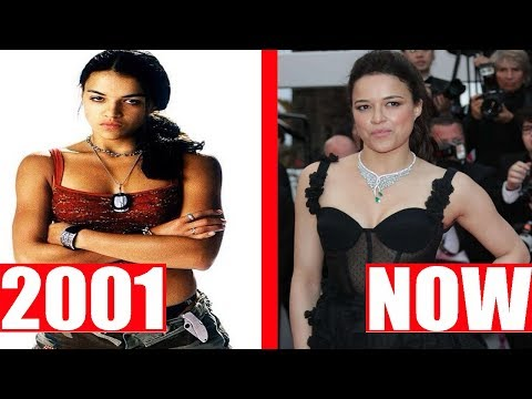 The Fast and the Furious 2001 Cast: Then and Now || Real Name and Age