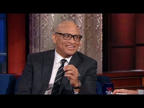 Larry Wilmore Wasn't An