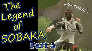 Absolver HIGH LEVEL PVP - The Legend of Sobaka! (part 2)