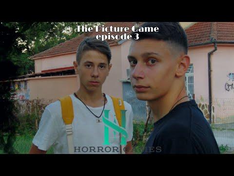 Horror Games επεισόδιο 3    The Picture Game    krasper_