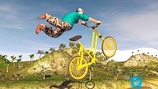 BMX Stunt Bicycle: Freestyle Game - Gameplay Android games