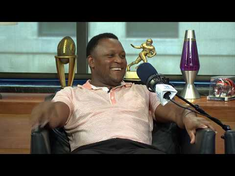 Hall of Fame RB Barry Sanders Talks Andrew Luck & More with Rich Eisen | Full Interview | 8/27/19