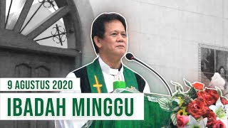Ibadah Minggu - 9 Agustus 2020 GKJW JEMAAT BABATAN