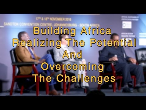 "16th Edition Design Mission Africa Panel Discussion ""Building Africa"""