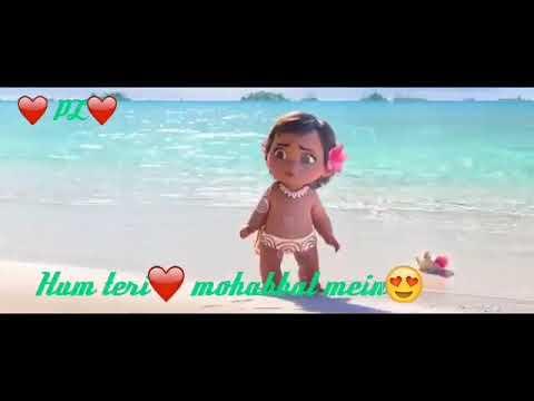 Hum Teri Mohabbat Mein Yun Pagaal Rahte Hain....... WhatsApp status video