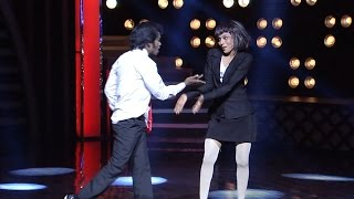 Gambar cover D3 D 4 Dance I Ann Mary & Vineesh - Thottal Poomalarum.... I Mazhavil Manorama