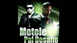 Daddy Yankee Ft. Don Omar-Metele Pal Desafio (Remix)