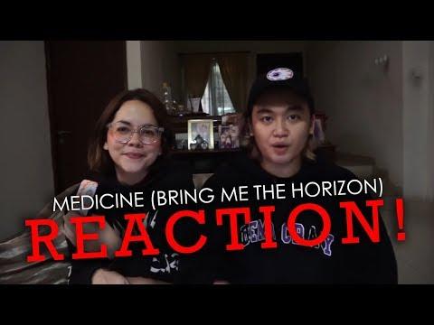Medicine (Bring Me The Horizon) REACTION!   Bounty Ramdhan #SudutPandang