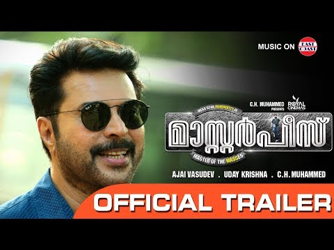 Mammootty new filim  Official Trailer release!!!!