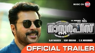 Video Masterpiece Official Trailer 2K | Mammootty , Mukesh ,Unni Mukundan , Gokul Suresh, Maqbool Salman, download MP3, 3GP, MP4, WEBM, AVI, FLV September 2018