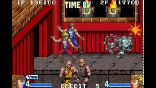 Double Dragon Advance Longplay (Game Boy Advance) [60 FPS]