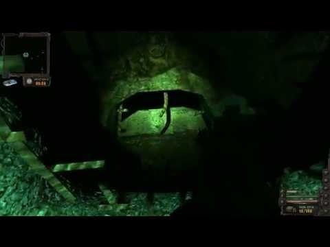 Найти секретный туннель из Х 16 в Lost Alpha