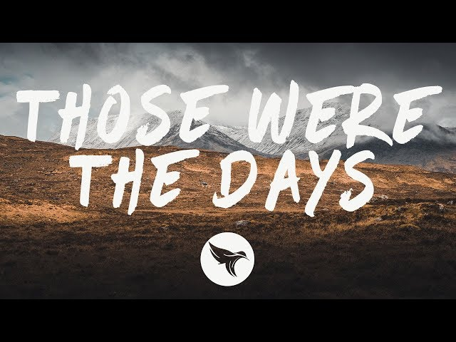 Midnight Kids - Those Were The Days (Lyrics) ft. Jared Lee