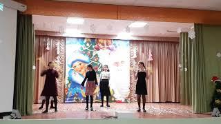 Новогодний концерт. 6Г класс. Новый Год в Турции.