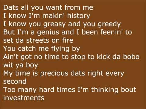 Future- Go Harder Lyrics