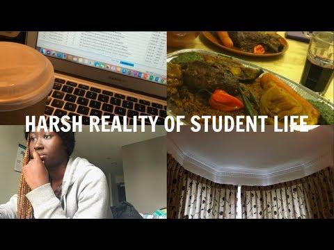 EDINBURGH UNI VLOG #21: HARSH REALITY OF STUDENT LIFE | HADDY JENG