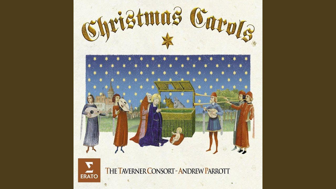 christmas carols andrew parrott taverner consortia