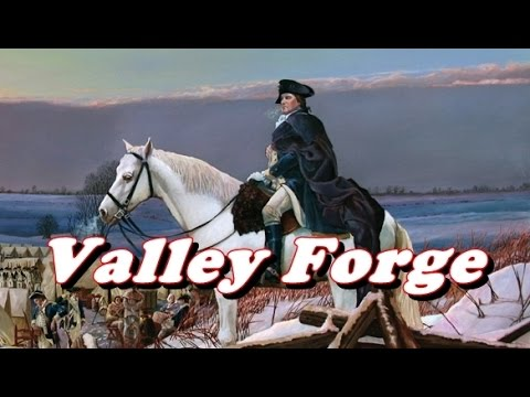 Valley Forge: Would You Have Quit? by Alex M.