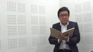 朗読「第四次元の男(海野十三)」②(大熊英司アナウンサー)