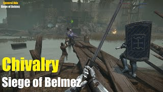 Chivalry - Siege of Belmez