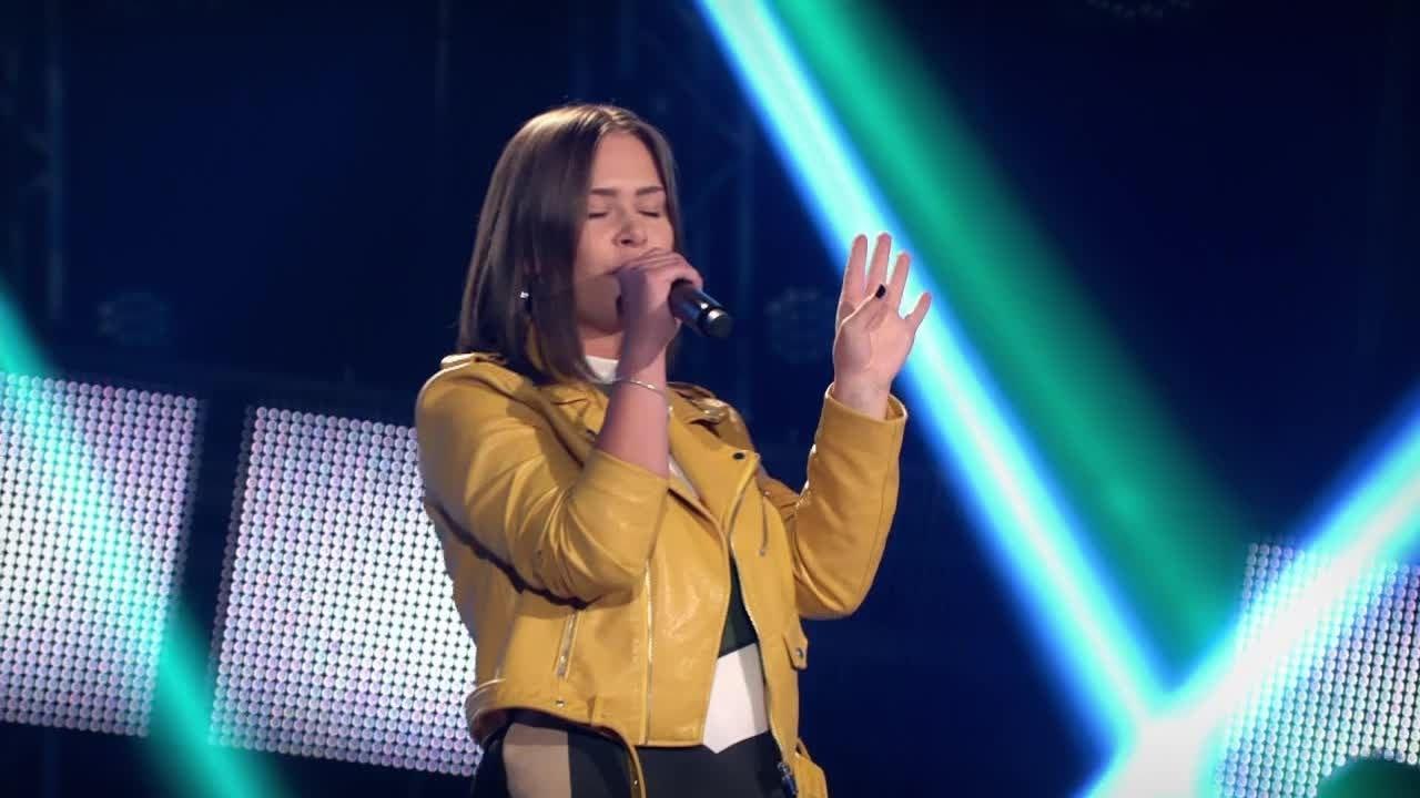Mathea Elisabeth: Höller Exs & Ohs | The Voice of Germany (Blind Audition) 2016.10.23 HD
