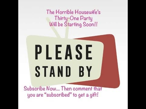 The Horrible Housewife Live Stream