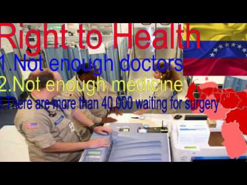 Venezuela: Right to Healthcare 2