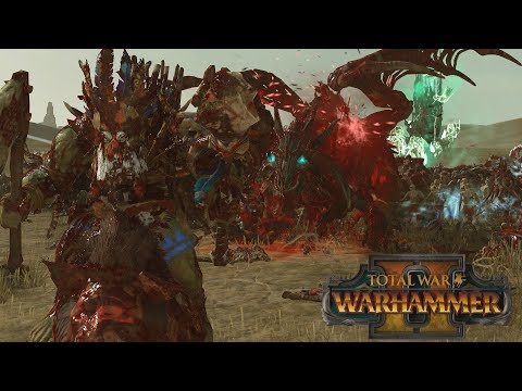 The Green Prophet & The Red Duke // Total War: Warhammer II Online Battle #203