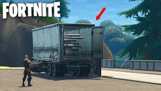 TROLLEO a un *NOOB* con TRAMPA INVISIBLE en FORTNITE! Momentos Divertidos de Fortnite 😂